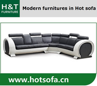 T883 China couch support modern italian sofa set
