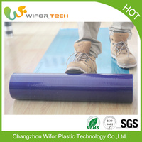 Free Sample Worldwide Temporary Adhesive Clear Protective Film For Wood
