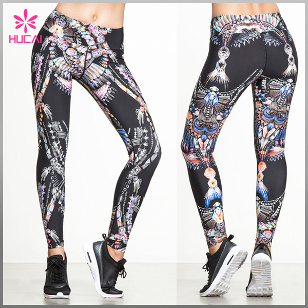 sublimation yoga apparel women sports wear,wholesale athletic wear fitness clothing