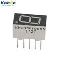 Meter Indication KH10361CSRD Red color Common cathode Single digit LED numeric display