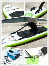 Professional factory cool inflatable stand up paddle board / sup board for water sports