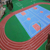 Synthetic PU Athletic Track/Runway certified by IAAF