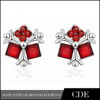CDE New Hot 2016 Jewelry Texas Stud Earring