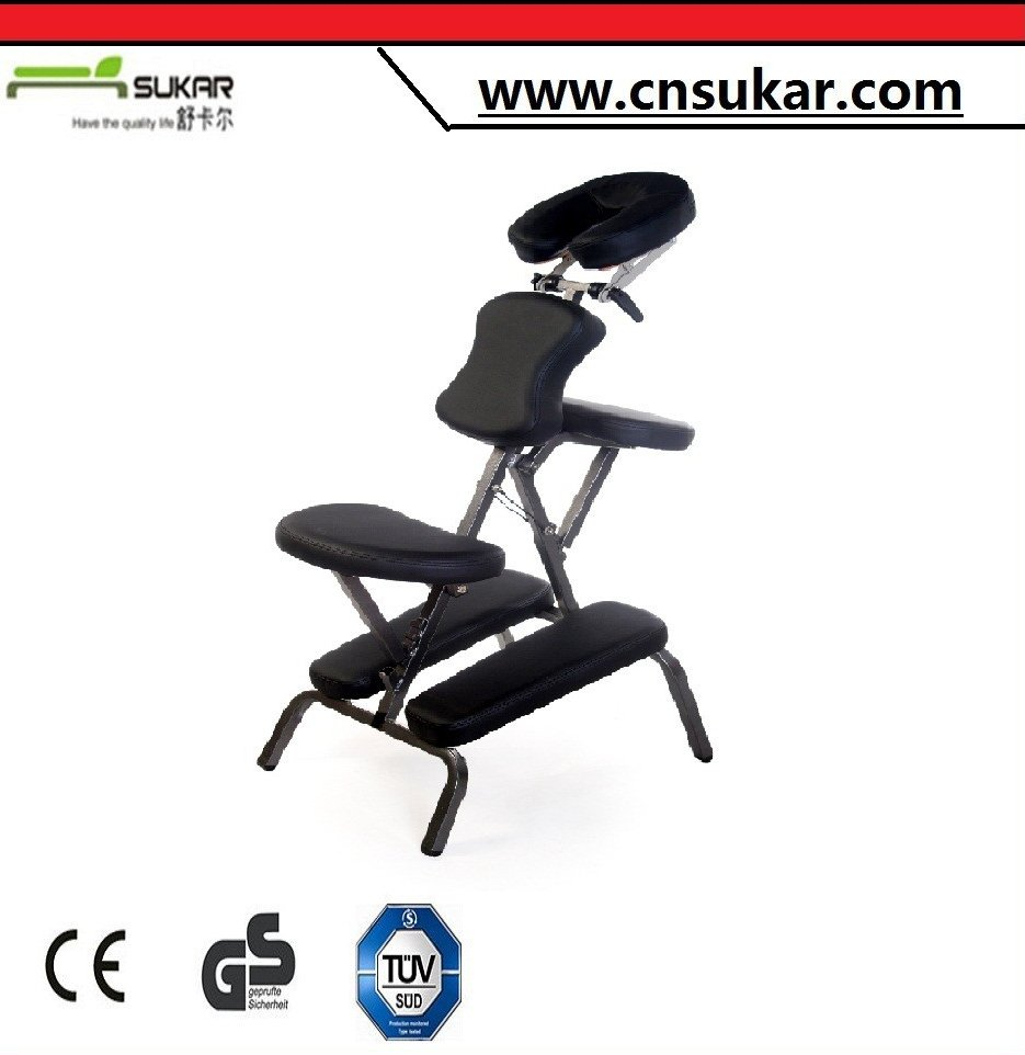 Steel tube massage chair