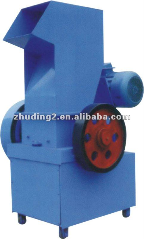 150-300kg/h Waste and old plastic film scraps crusher/crushing machine plastic mill