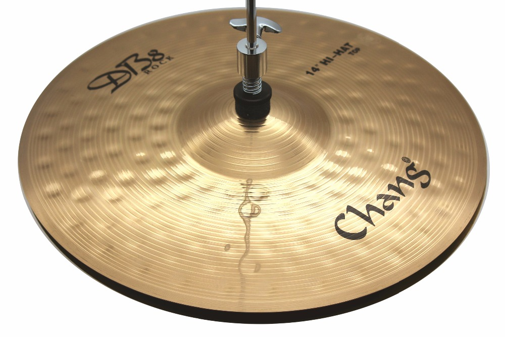 Chang DB8 Rock Cymbal Set for drum set percussion musical instrument