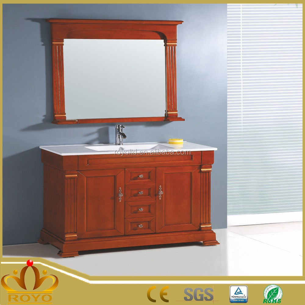 RA016 MDF or solid wood antique furniture