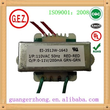 ce ul cqc led smps electrical transformer