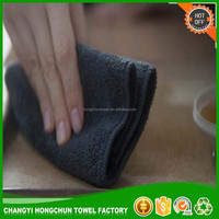 100% cotton tea towel belly band packaging tea towel