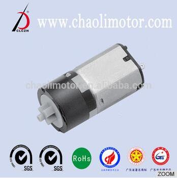 Mini speaker gear motor CL-JSXXX-M10 4.5V 10mm stage lighting