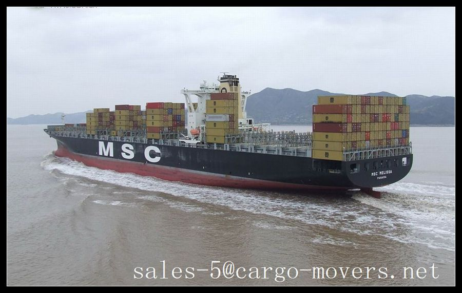 International professional cargo shipping service from Tianjin to Greece