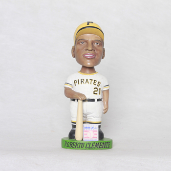 Baseball player ROBERTO CLEMENTE shaking head doll