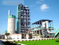 Complete Cement Production Line / small cement plant manufacturer