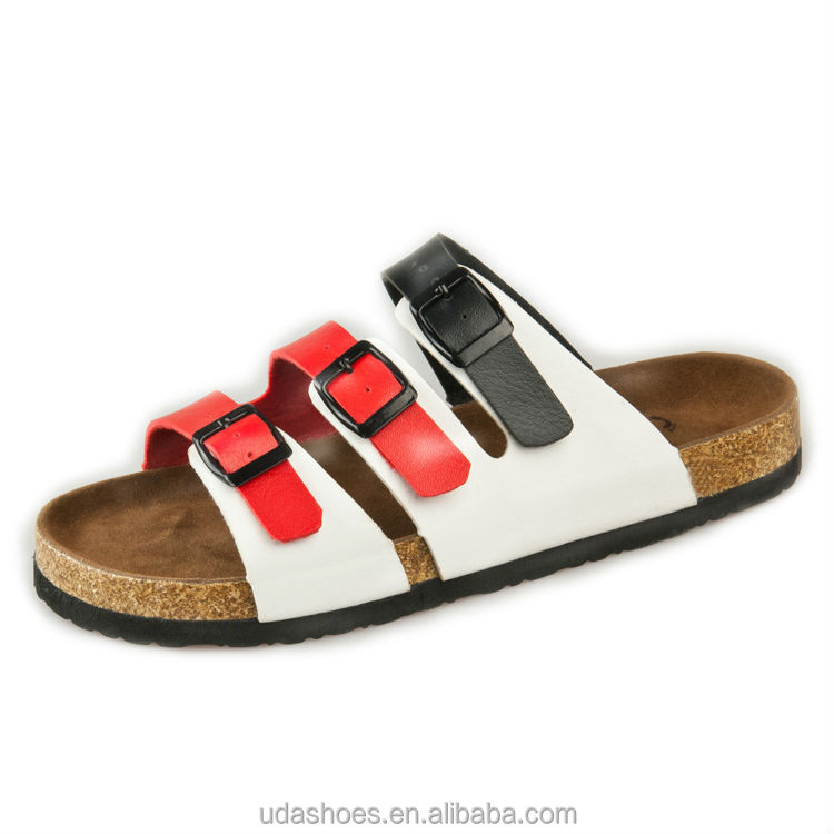New designed three Strap Sandal regular width soft-footed <strong>slippers</strong> small order is available