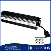 277V 1000 watt ETL/UL HID Dimmable Electronic Grow Ballast