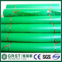 Waterproof Orange Blue Polyethylene Tarpaulin / PE Tarps Fabric Sheet / Roll for Truck Cover& Boat