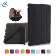2018 kick stand case Tablet Leather Cases for ipad mini 4 phone accessories case