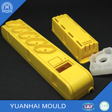 Simple plastic switch socket for mass production with cheap price