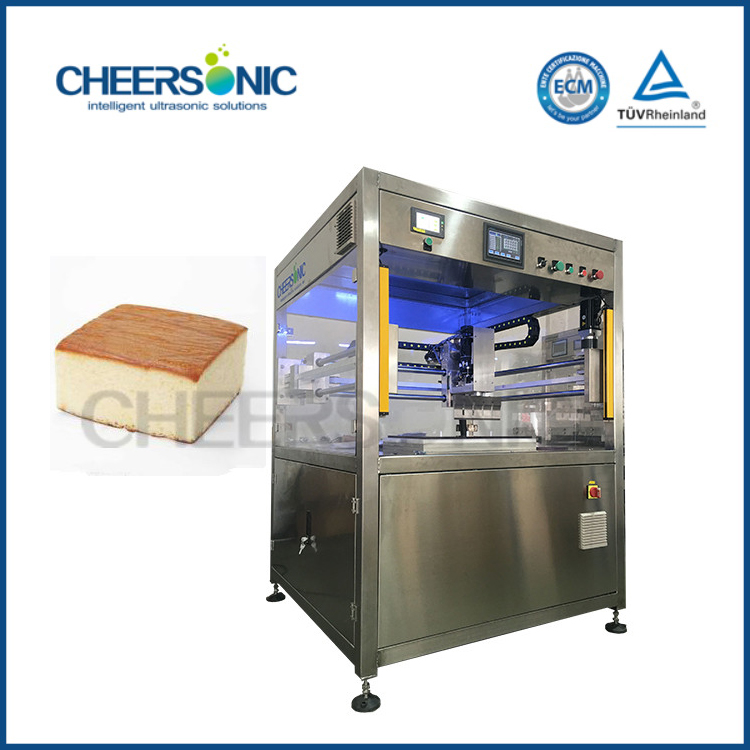 ultrasonic bread cutting knife for food serving cutting machine