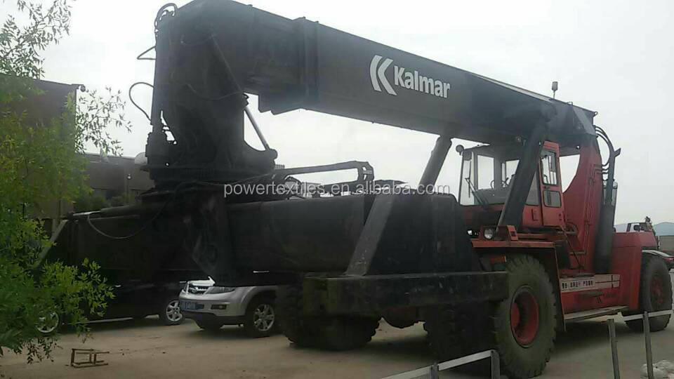 kalmar Ds4160 used reach stacker cheap price on sale in Vietnam with cumminss engine