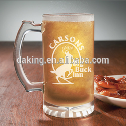 Factory direct machine beer mug