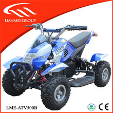 mini kids electric atv / quad with CE certification (LME-ATV500B)