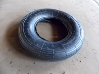 16inch Line pattern wheelbarrow tyre 4.80/4.00-8