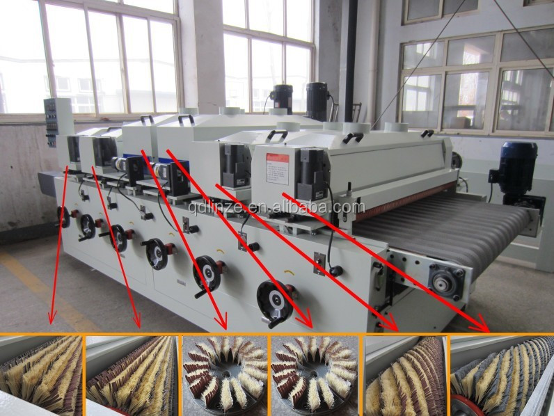 China manufacturer wood working machines cabinet door sanding machine