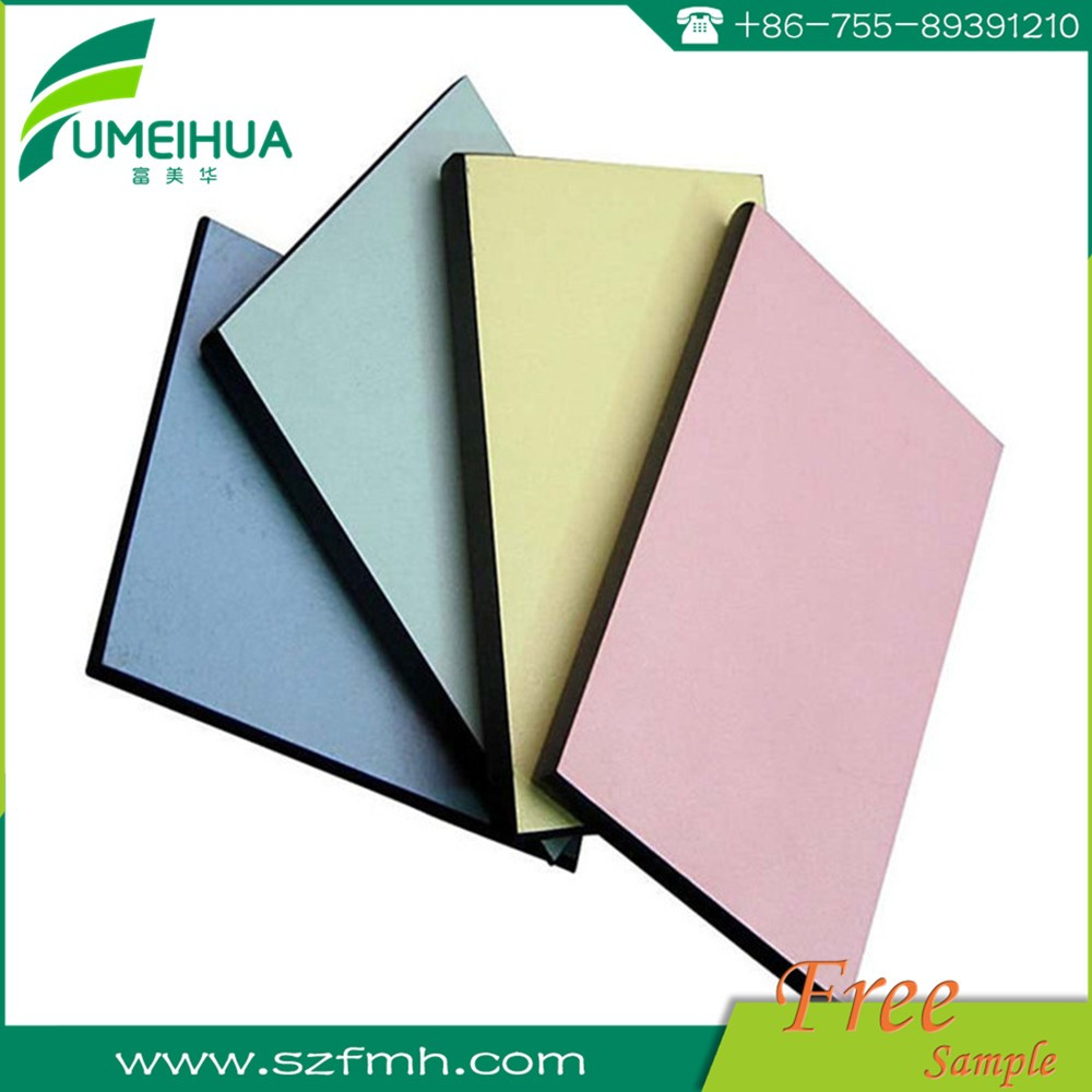 China manufacture postforming compact laminate 15mm