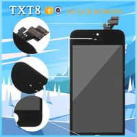 Hot sale for iphone 5 lcd digitizer touch screen assembly fast delivery