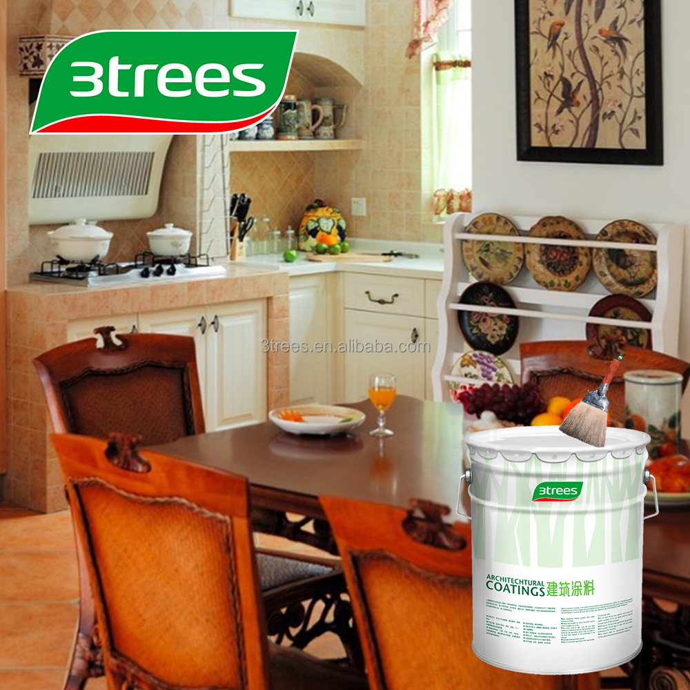 3TREES Economic PU Furniture Paint Sealer/Primer