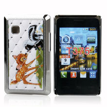 fawn animal diamond case cover for LG T375