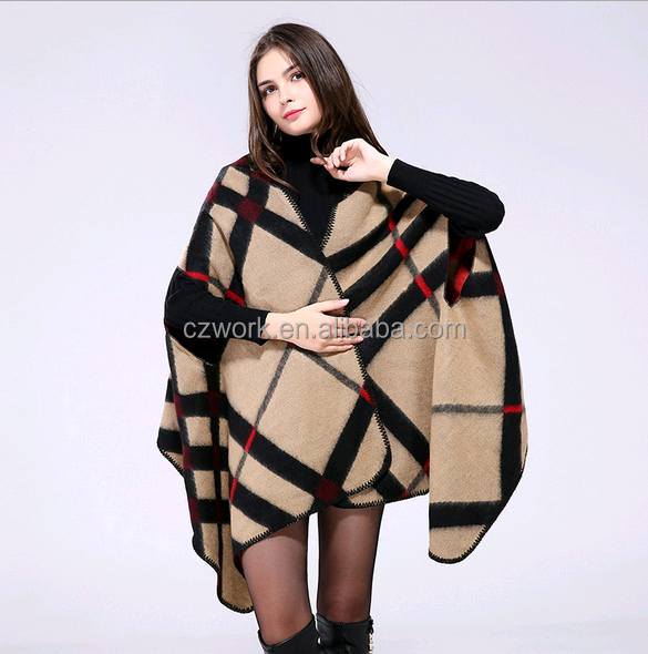 Heavy Women 2016 Winter Femme Ladies Shawls and Scarves