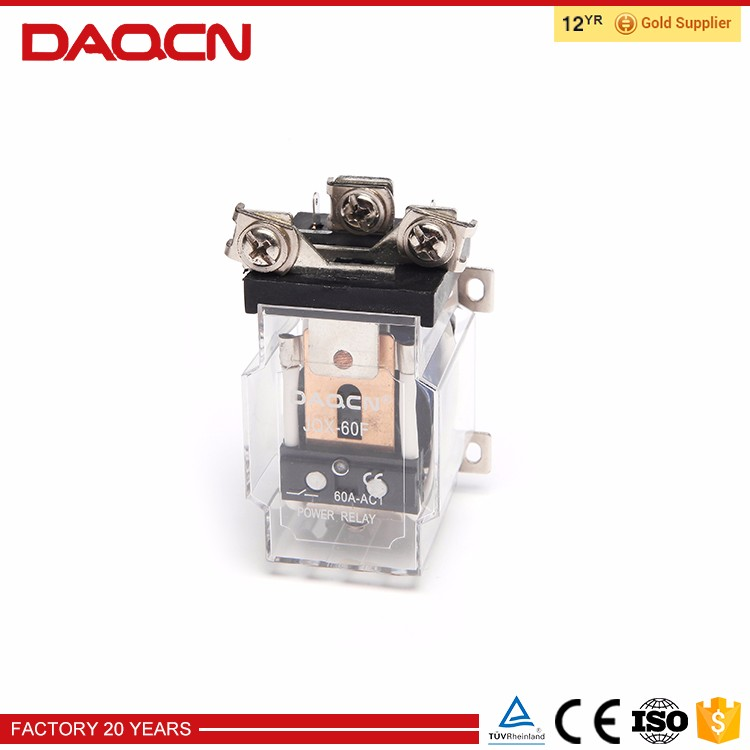 High Strength Factory Supply 250VAC Power Relay