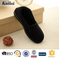 Fashion comfy cheap indoor male shoes