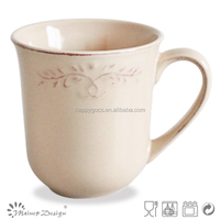 high quality coffee mug stoneware nestle mug for promotion
