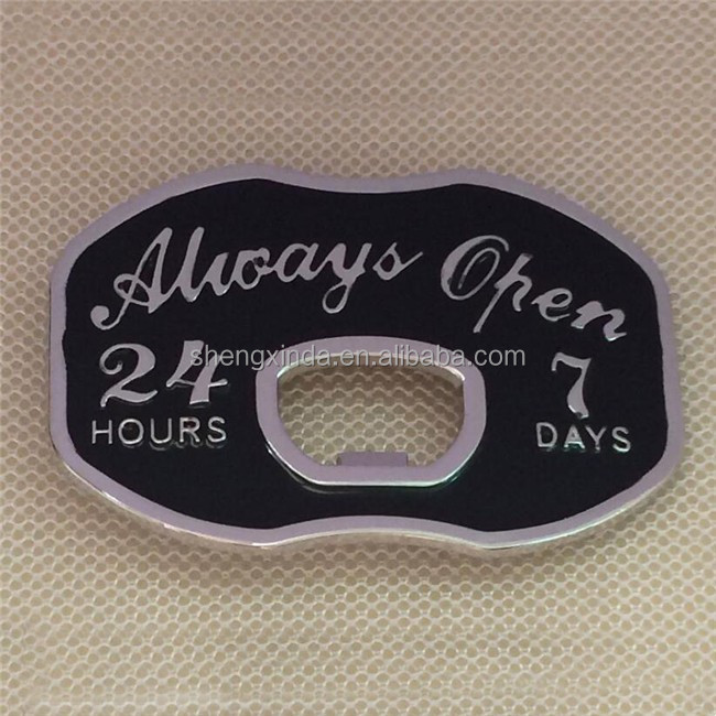 Custom Made Buckle for Bar Belt Buckle with Bottle Opener