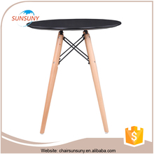 China gold supplier wholesale solid wood dining table