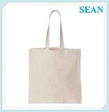 Most Welcomed Logo Printed Top Quality Handmade Tote Cotton Bag