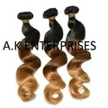 Ombre Virgin Hair Extension