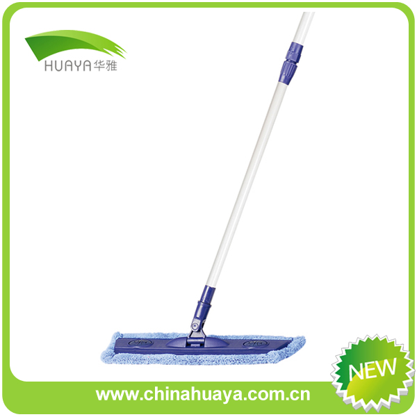 new easy wring flat dust push mop