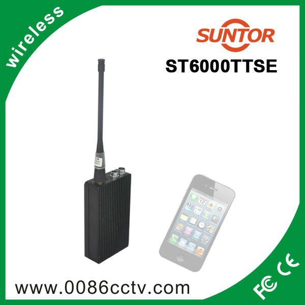 long range wireless 1.5w cofdm transmitter and receiver