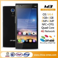 Newest LTE 4G 5.0inch HD 5MP+8MP NFC, Compass buy mobile phone outright