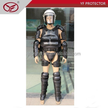 protective anti riot suit/military body armor/law enforcement equipment