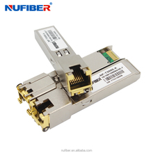 Cisco Compatible 10/100/1000 Bast-T SFP Transceiver Module RJ45 Copper