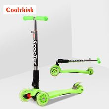 Top Fashion Good Quality Adjustable Height Fast Delivery Baby Stand Up Scooter