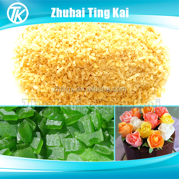 Top grade vegetarian edible gelatin with competitive price