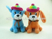 electrical plush toys of the dancing dog