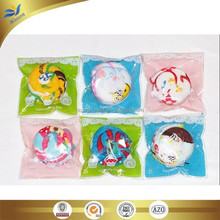 microfiber gift towelcake lollipop shaped printed towel
