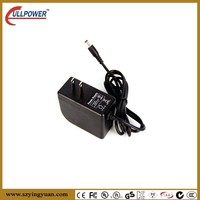 AC / DC switch power supply Japan plug charger indusrial wall-mounted adapter high quality